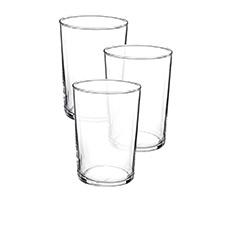Bodega 3pc Maxi Glass Tumbler Set 500ml