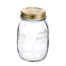 Quattro Stagioni Pres & Storage Jar 500ml