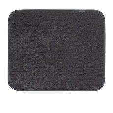 Brabantia Microfibre <b>Dish</b> Drying Mat Dark Grey