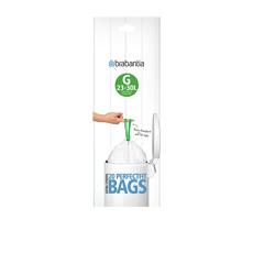 Bin Liner 23/30 Litre 20 Bags White
