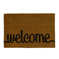 Doormat Welcome Natural 40x60cm