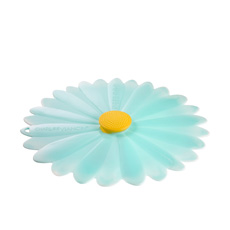 Charles Viancin Daisy Silicone Lid 28cm Blue