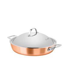Escoffier Chef Pan w/ Lid 32cm