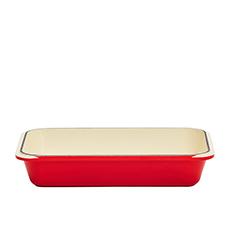Rectangular Roasting Pan 40x26cm Chilli Red