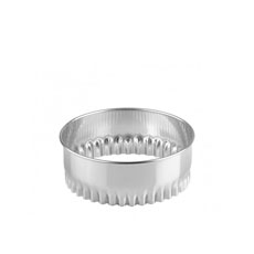 Chef Inox Crinkled Biscuit <b>Cutter</b> 11cm