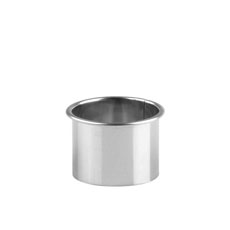 Chef Inox Plain Biscuit <b>Cutter</b> S/S 6.3cm