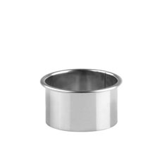 Chef Inox Plain Biscuit <b>Cutter</b> S/S 9cm