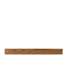ChefTech Solid Magnetic Knife <b>Rack</b> 60cm Oak