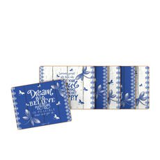 Indigo Coasters Set of 6