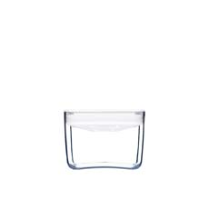 Pantry Cube Container w/ White Lid 900ml