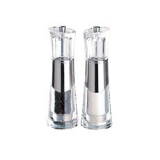 Salt and Pepper Mill Bobbi Gift Set