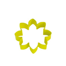 Cookie Cutter Daisy 9cm