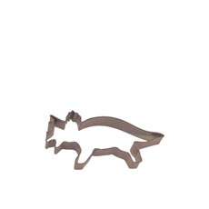 Cookie Cutter Triceratops 15.25cm