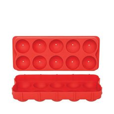 Silicone Round Ice Cube Tray