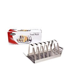 D.Line <b>Stainless Steel</b> Toast Rack with Tray