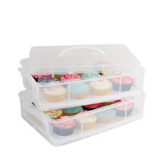 Stackable Cupcake Carrier