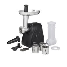 Electric Meat Mincer & Vegetable Slicer 2 in 1