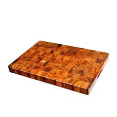 Davis & Waddell Acacia End Grain Cutting <b>Board</b> 50x35x4cm