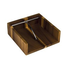 Taste Wooden Napkin Holder
