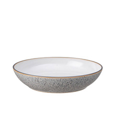 Denby Studio Grey Pasta <b>Bowl</b> 22cm White