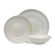 Ecology Heidi 12pc <b>Dinner</b> Set White