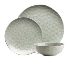 Ecology Speckle <b>Dinner</b> Set 12pc Duck Egg