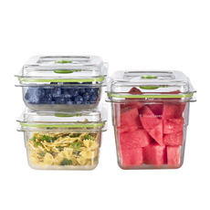 FoodSaver Fresh <b>Container</b> Set of 3