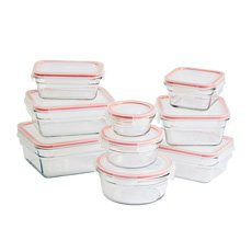 Oven Safe Container 9pc Set