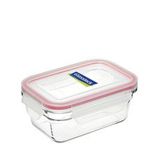 Glasslock Oven Safe Rectangular <b>Container</b> 1.7L