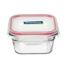Glasslock Oven Safe Square <b>Container</b> 1.6L