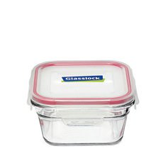 Oven Safe Square Container 400ml