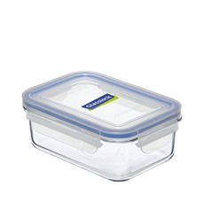 Glasslock Rectangular <b>Container</b> 715ml