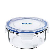 Glasslock Round <b>Container</b> 400ml