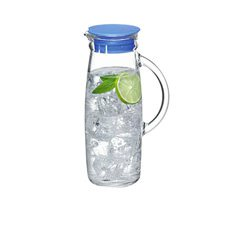 Water Jug with Lid 1L
