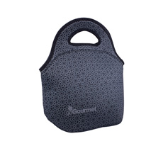 Gourmet Lunch Tote Geometric