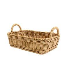 IconChef Hand Woven <b>Basket</b> 31x21cm
