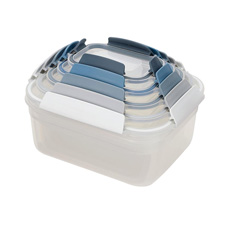 Joseph Joseph Editions Nest Lock Storage <b>Container</b> Set Sky