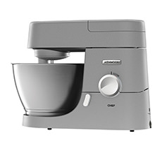 Chef Stand Mixer  Silver