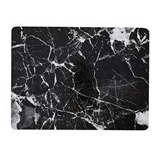 Marblesque Placemat 30x40cm Black