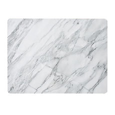 Marblesque Placemat 30x40cm White