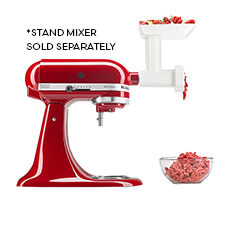 Food Grinder/Mincer Attachment