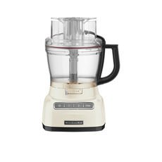 KitchenAid <b>Artisan</b> Exactslice KFP1333 Food Processor Almond Cream