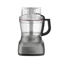 KitchenAid <b>Artisan</b> Exactslice KFP1333 Food Processor Contour Silver