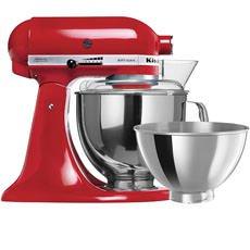 <b>KitchenAid</b> Artisan KSM160 Stand <b>Mixer</b> Empire Red