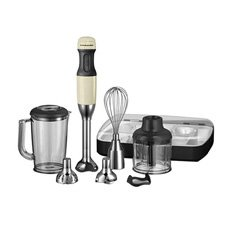KitchenAid <b>Artisan</b> Deluxe Stick Blender Almond Cream