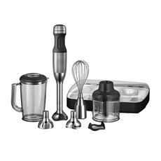 KitchenAid <b>Artisan</b> Deluxe Stick Blender Stainless Steel