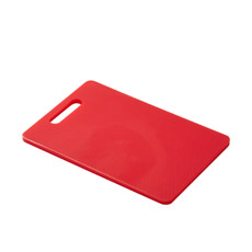Kitchen Pro Classic Cutting <b>Board</b> 36x25x1.2cm Red
