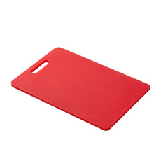 Kitchen Pro Classic Cutting <b>Board</b> 43x30x1.2cm Red
