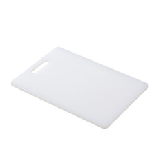 Kitchen Pro Classic Cutting <b>Board</b> 43x30x1.2cm White