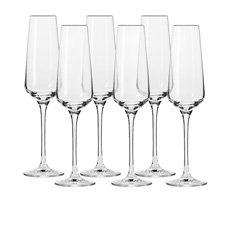 Avant Garde Champagne Flute 180ml Set of 6